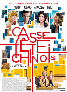Casse-tête chinois - Affiche