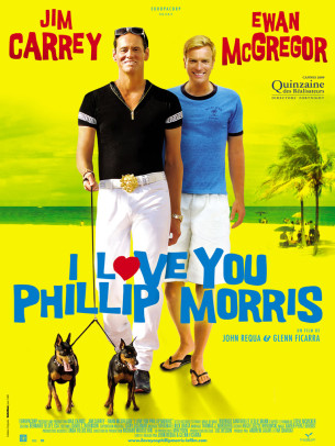 I love you Phillip Morris - Affiche