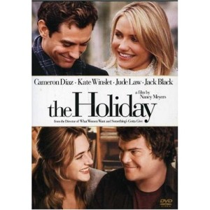 The Holiday - Affiche
