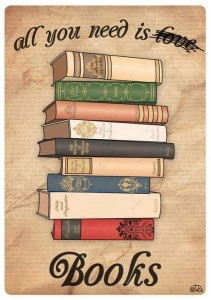 All you need is ... books - Image