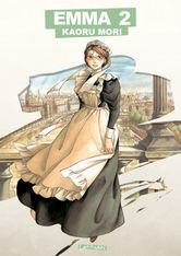 Emma Tome 2 - Couverture