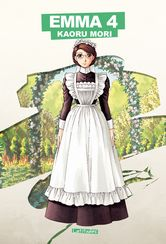 Emma Tome 4 - Couverture