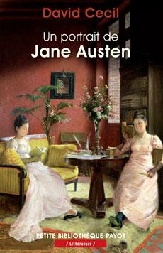 Un portrait de Jane Austen - Couverture
