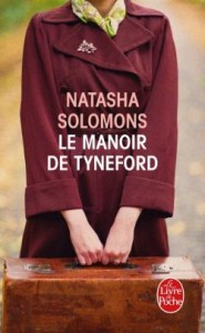 Le Manoir de Tyneford - Couverture