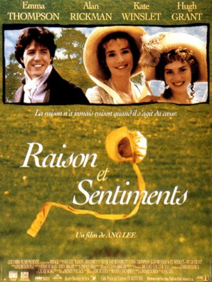 Raison & Sentiments - Affiche
