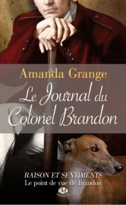 Le Journal du Colonel Brandon - Couverture