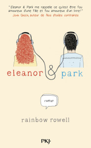 Eleanor & Park - Couverture