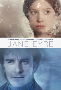 Jane Eyre - Affiche anglo-saxonne