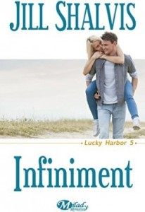 Lucky Harbor T.05 Infiniment - Couverture