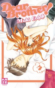 Dear Brother ! T.04 - Couverture