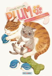 Plum un amour de chat T.04 - Couverture