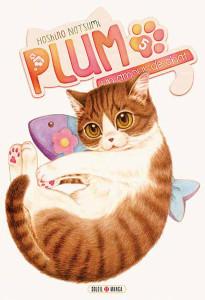 Plum un amour de chat T.05 - Couverture