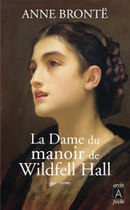 La Dame du manoir de Wildfell Hall - Couverture