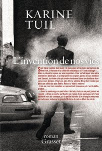 L'invention de nos vies - Couverture