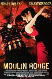 Moulin Rouge - Affiche