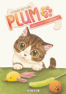Plum un amour de chat T.01 - Couverture