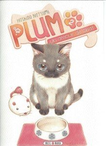 Plum un amour de chat T.02 - Couverture