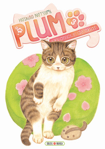 Plum un amour de chat T.03 - Couverture