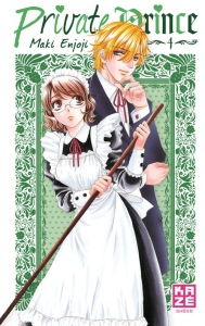 Private Prince T.04 - Couverture