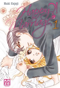 Happy Marriage?! T.01 - Couverture