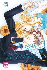 Happy Marriage?! T.02 - Couverture
