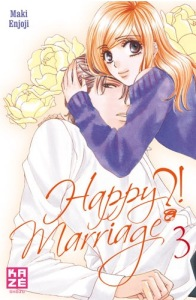Happy Marriage?! T.03 - Couverture