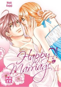 Happy Marriage?! T.04 - Couverture