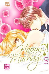Happy Marriage?! T.05 - Couverture