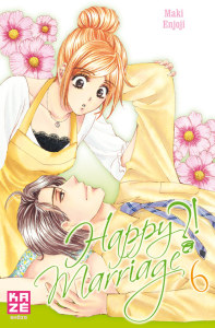 Happy Marriage?! T.06 - Couverture