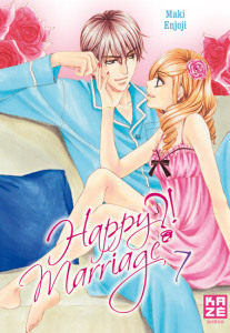 Happy Marriage?! T.07 - Couverture