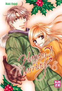 Happy Marriage?! T.08 - Couverture