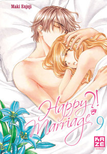 Happy Marriage?! T.09 - Couverture