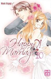 Happy Marriage?! T.10 - Couverture