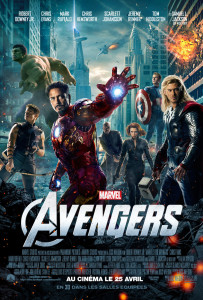 The Avengers - Affiche