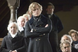 Paul Bettany en Lord Melbourne