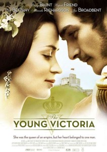 Affiche original du film The Young Victoria
