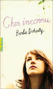 Cher inconnu - Couverture