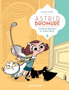 Astrid Bromure T.01 - Couverture