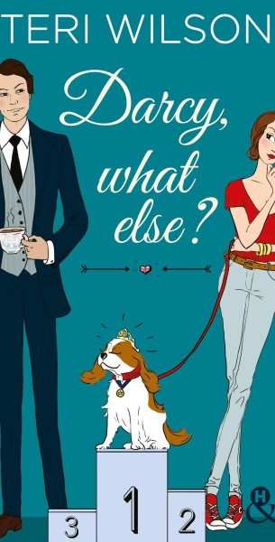 Darcy, what else? - Couverture