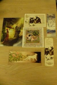 Reproductions, cartes et MP