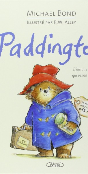 Couverture de l'album Paddington