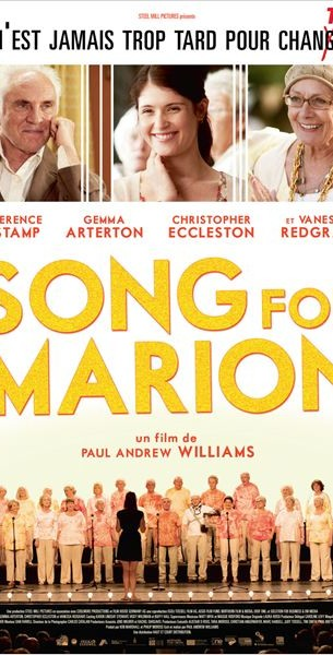 Song for Marion - Affiche
