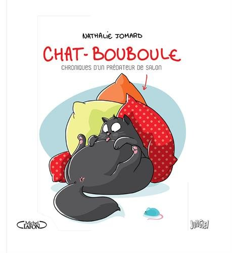 Chat-Bouboule, la couverture