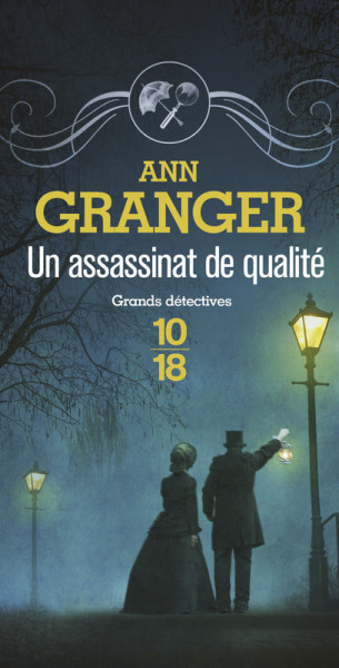 Un assassinat de qualité - Couverture
