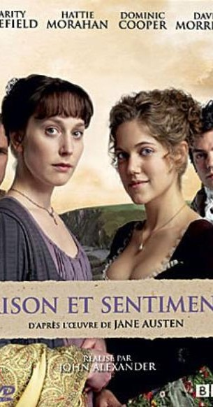 Raison et Sentiments BBC - Couverture