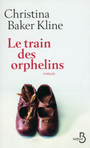 Le train des orphelins - Couverture