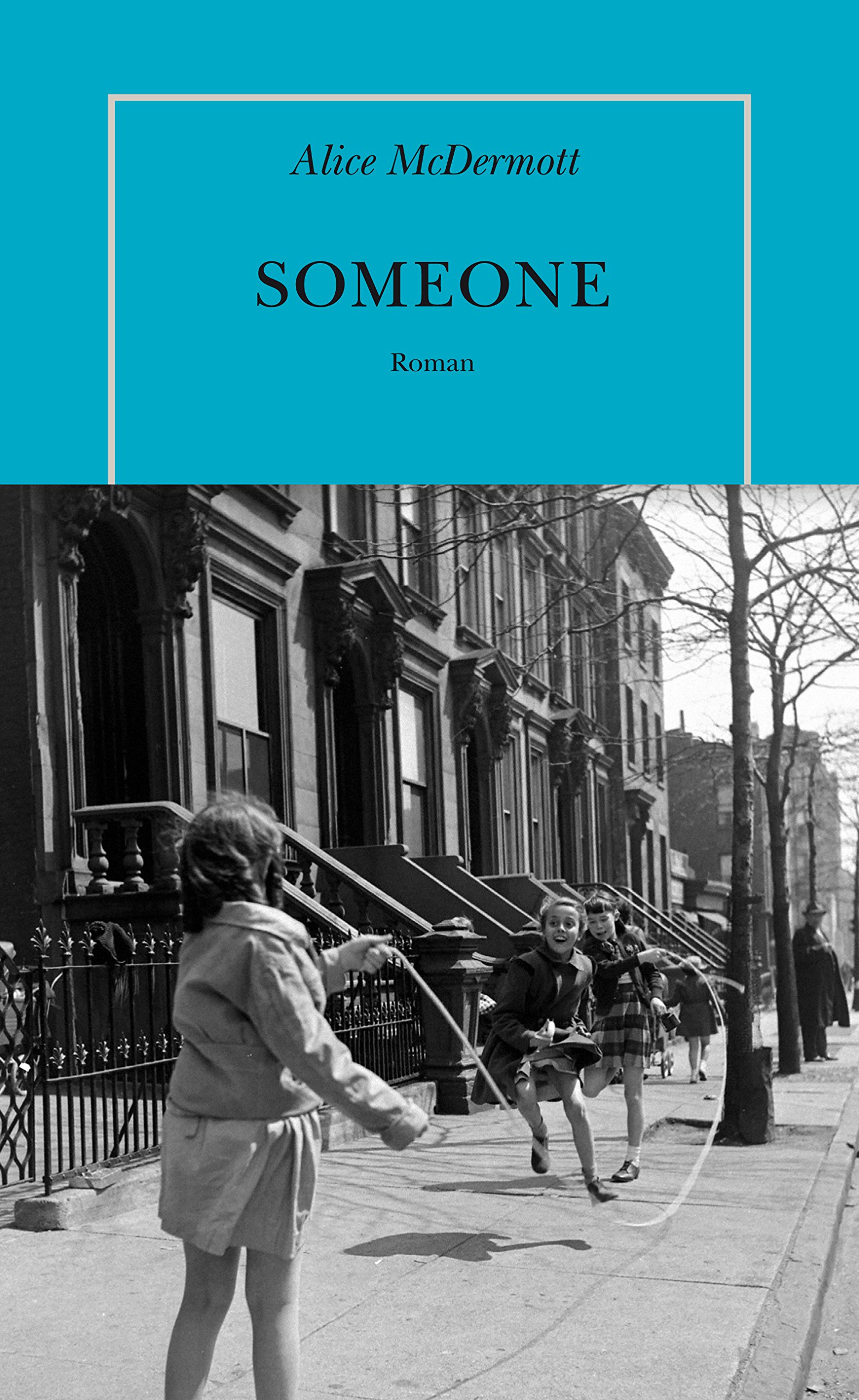 Someone - Couverture