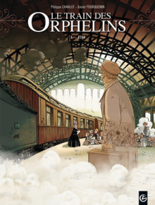 Le train des orphelins T.01