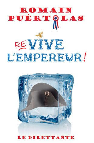 Re-Vive l'Empereur - Couverture