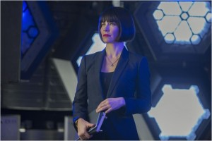 Evangeline Lilly incarnant Hope Van Dyne
